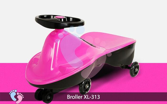 Xe lắc cho bé Broller XL 313 6