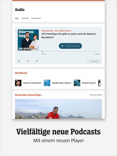DER SPIEGEL - Nachrichten 4.1.2 screenshots 15