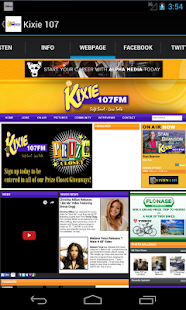 Kixie 107- screenshot thumbnail
