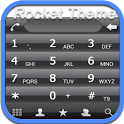 RocketDial UKR Black Theme icon