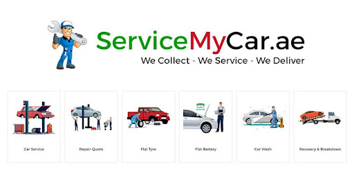 The UAE'S First & Largest Vehicle Servicing Network With Collection & Delivery