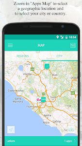 AppsMapper Italy screenshot 1