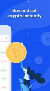 Coinbase – Buy & Sell Bitcoin. Crypto Wallet Screenshot