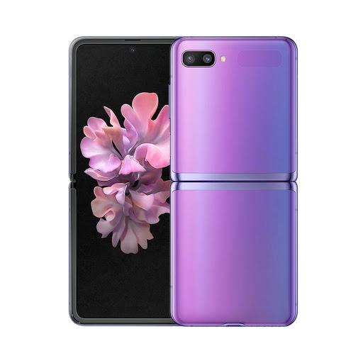 Samsung Galaxy Z Flip, 256GB (SM-F700FZPDXEV) (Tím)-1.jpg