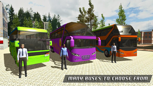 旅遊巴士司機3D