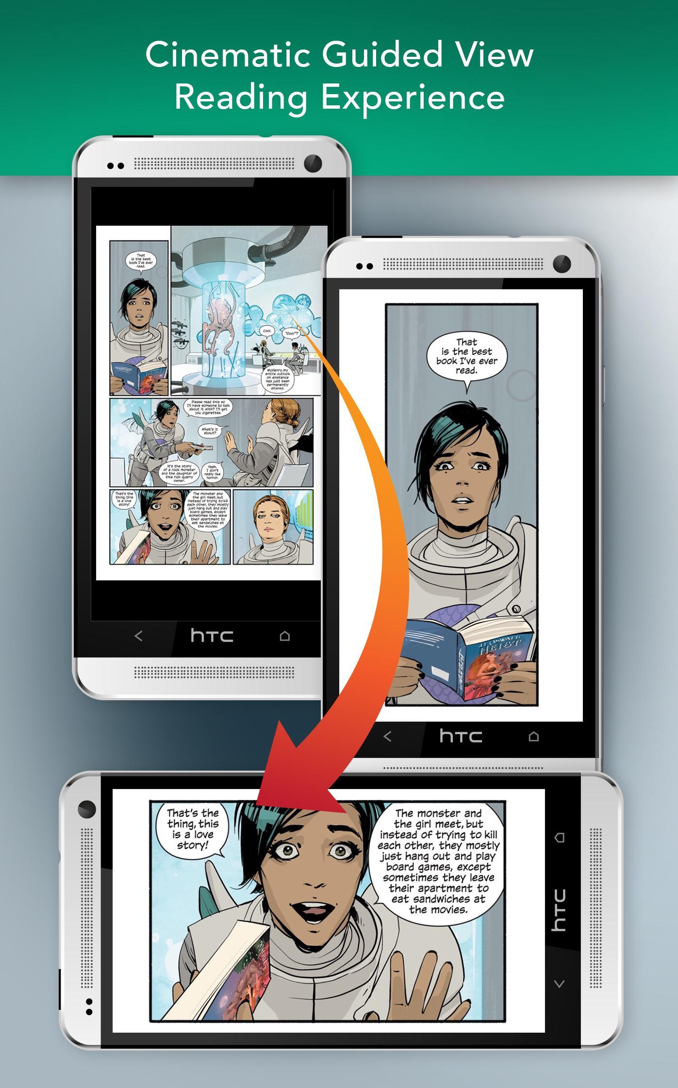 Comics screenshot #5