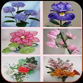 Beautiful flowers of chaplets