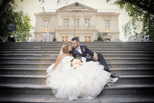 Fotógrafo de bodas Gustavo Valverde (valverde). Foto del 25.06.2016