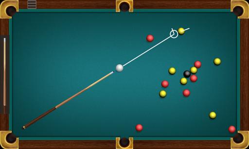 Billiard free screenshot 1