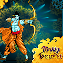Dussehra Photo Images Messages Wishes icon