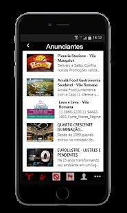 Noroeste App - náhled