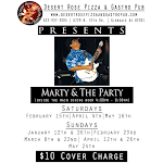"""Live Band """"Marty and the Party"""""""