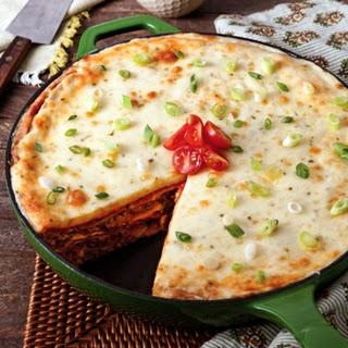 Baked Enchilada Pie.