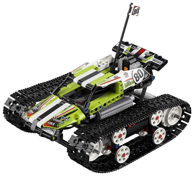 Contenido de Lego® 42065 Deportivo Todoterreno RC