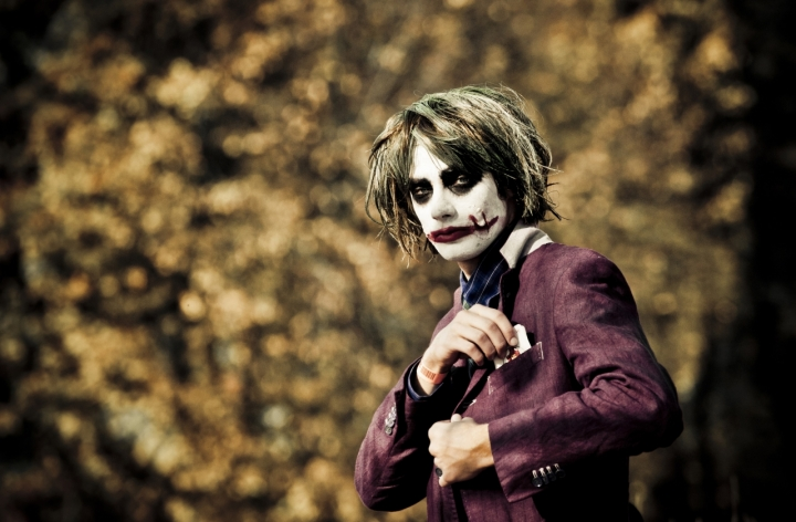 Joker di marco pardi photo