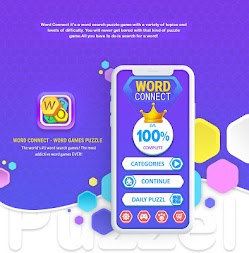 Word Connect : Word Puzzle Game APK screenshot thumbnail 10