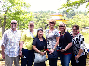 Photo: Kinkakuji (Golden Pavilion).