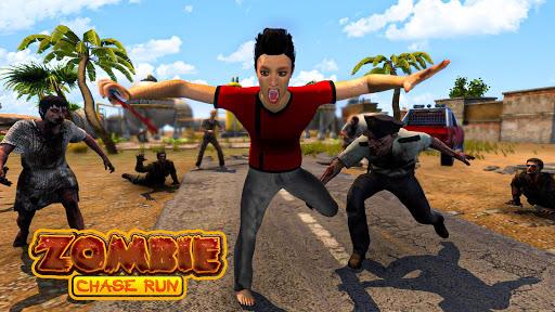Code Triche Zombie Chase: The End Of Zombie Tsunami apk mod screenshots 2