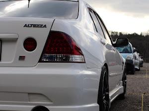 アルテッツァ SXE10 RS200 Zエディションのカスタム事例画像 ZERO@カズマさんの2020年02月25日21:50の投稿