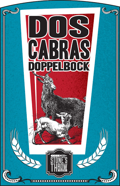 Logo of Stone's Throw Dos Cabras Doppelbock