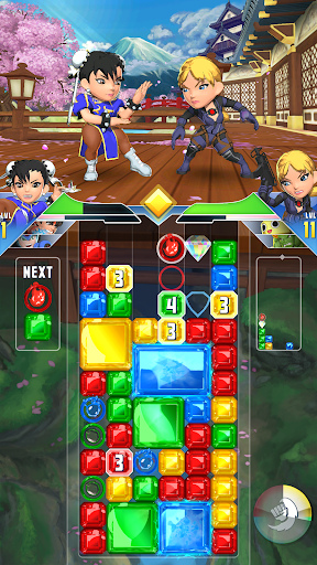 Puzzle Fighter 2.3 screenshots 6
