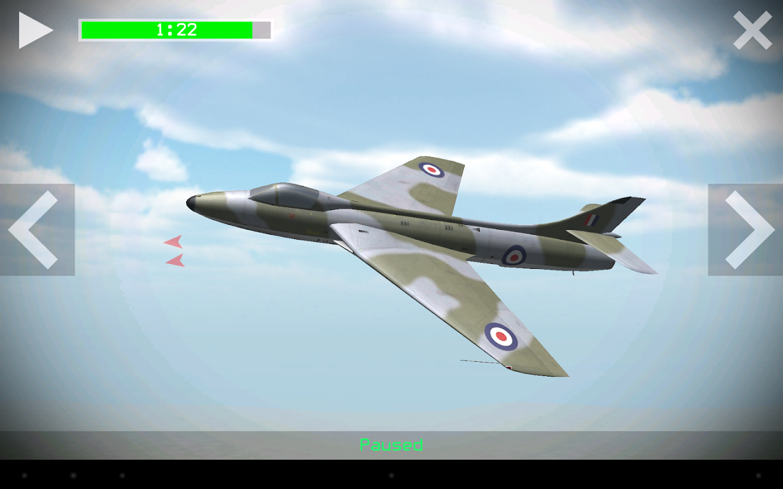 Strike Fighters- screenshot