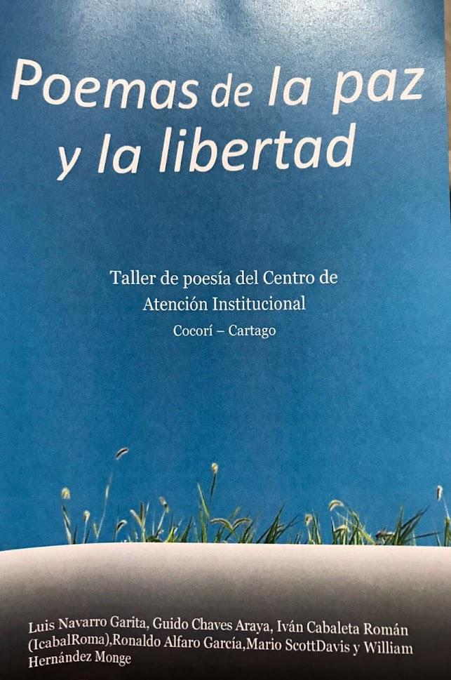 PRIVADOS DE LIBERTAD DE CARTAGO CREAN LIBRO CON POEMAS INSPIRADOS EN TALLER