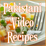 Pakistani Video Recipes Icon