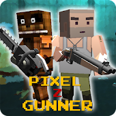 Pixel Z Gunner-Dead or Survive