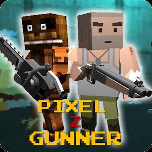 Pixel Z Gunner- 3D FPS MOD APK aka APK MOD 4.1 (Free Purchases)