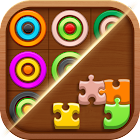 Color Rings : Jigsaw Puzzle
