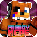 FNAF maps and mods for MCPE. Night with Freddie ★ icon