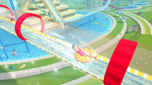 Water Parks Extreme Slide Ride : Amusement Park 3D 1.32 screenshots 7