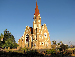 Photo: Windhoek - Christuskirche