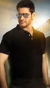 Mahesh Babu in Black Shirt 6