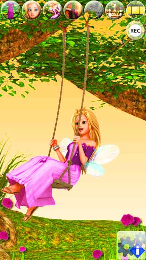 My Little Talking Princess apkpoly screenshots 3