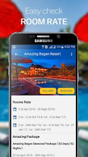 Amazing Hotel & Resort Myanmar- screenshot thumbnail