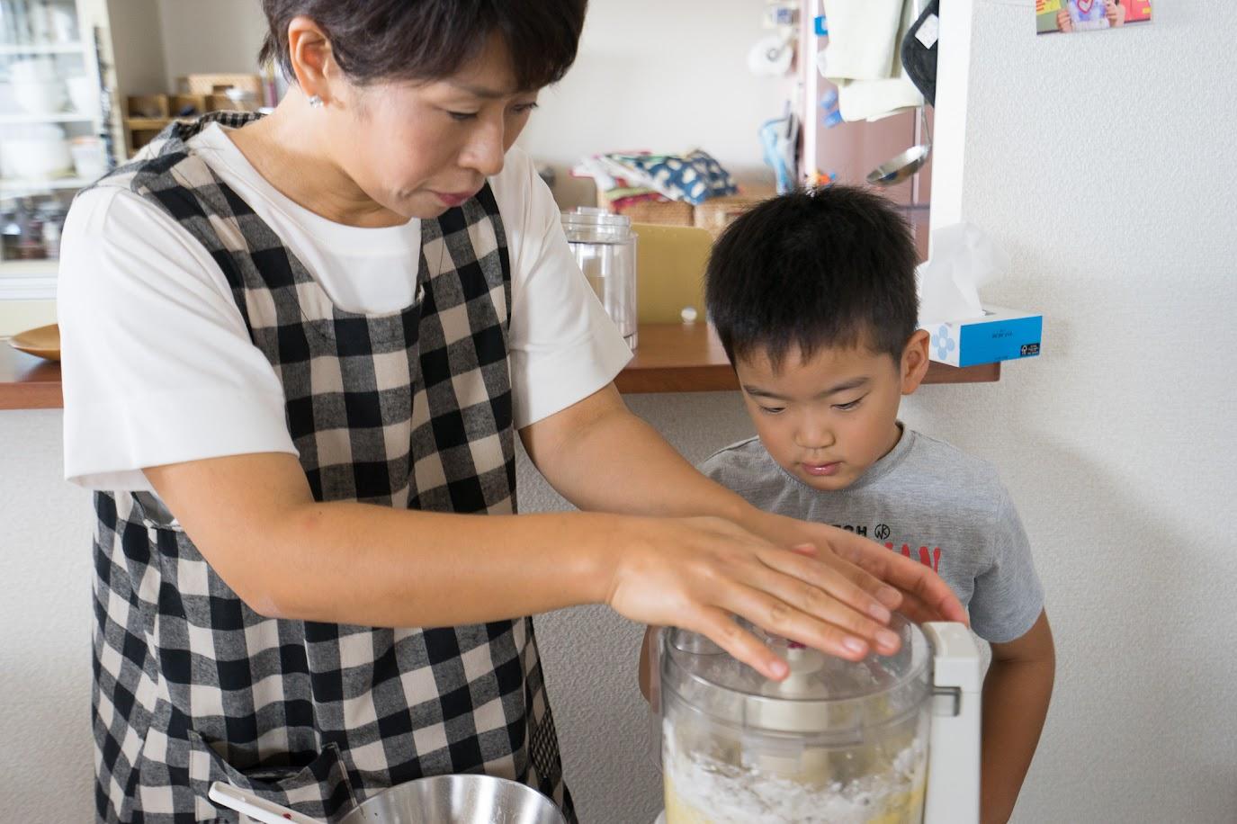 黒千石レシピ:黒千石入りエビカツ・作り方