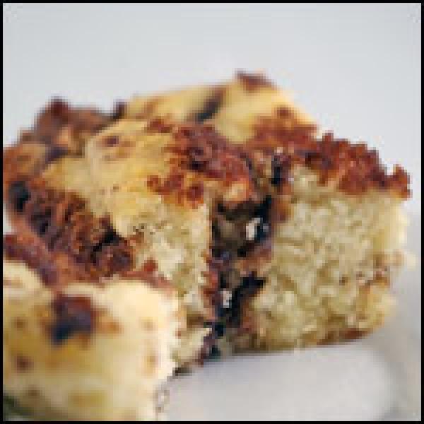 Super Easy Cinnamon Coffee Cake Recipe