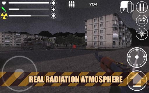 Apocalypse Radiation Island 3D  screenshots 2