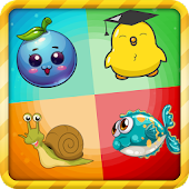 Puzzles - Memory Game for kids