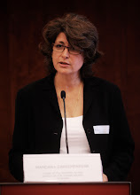 Photo: Mandana Zarrehparvar from the Danish Institute for Human Rights (Denmark) and Chair of Equinet Board