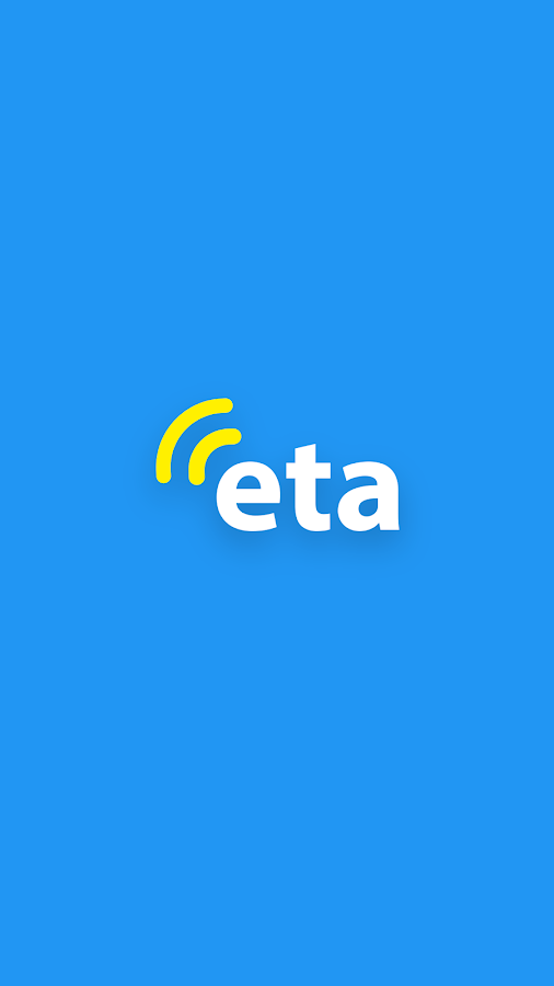 ETA - Share your Route- screenshot
