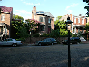 Photo: Street in front of house