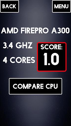 PC CPU Compare