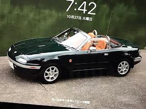 ロードスター  S rⅡ Vスペシャル タイプ2のカスタム事例画像 な8さんの2020年10月27日07:45の投稿