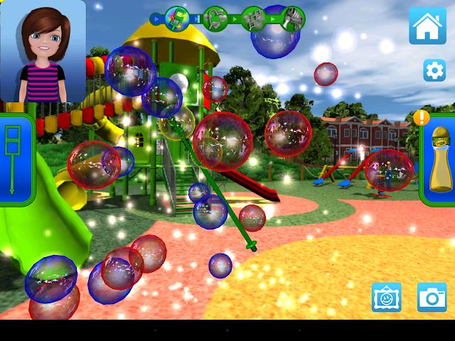android Crayola Bubbles Screenshot 7