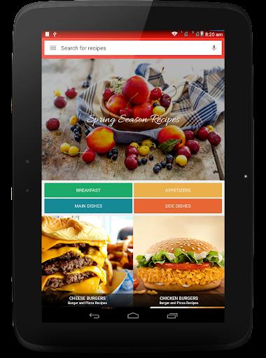Burger And Pizza Recipes 25.7.5 screenshots 13