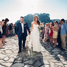 Wedding photographer Ioannis Ntaras (ntarasioannis). Photo of 05.07.2016