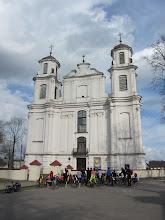 Photo: Jiezno Šv. arkangelo Mykolo ir Jono Krikštytojo bažnyčia (XVII a.)